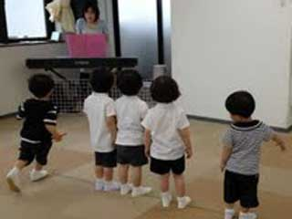 Maman Baby Yoga Classroom