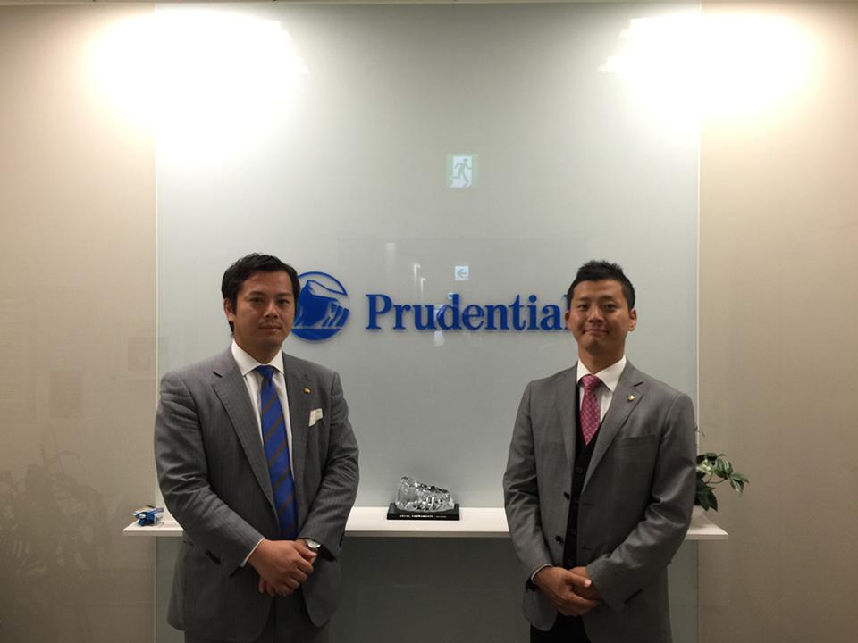 プルデンシャル生命保険株式会社