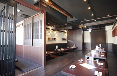Yakitori restaurant Sumire Yoga store